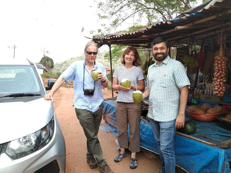Old Goa heritage walk for 3 hours with professional guide