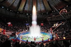 Moscow Nikulin Circus Pre-Booked Tickets