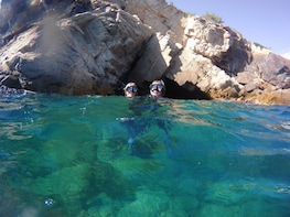 PADI snorkelling experience in the Costa Brava, Spain