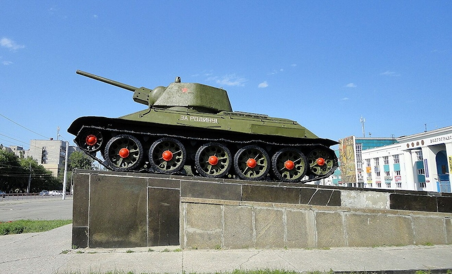 Show item 1 of 10. Private Tour: Northern Industrial Districts of Stalingrad