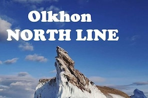 OLKHON island NOTH LINE one day trip