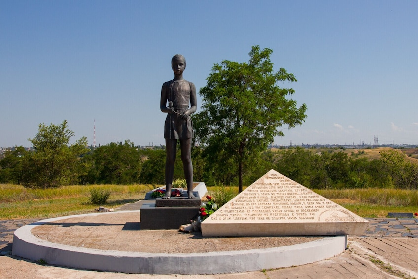 Show item 10 of 10. Private Tour: Rossoshka cemetery & Soldiers' field memorial