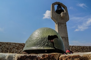 Private Tour: Rossoshka cemetery & Soldiers' field memorial