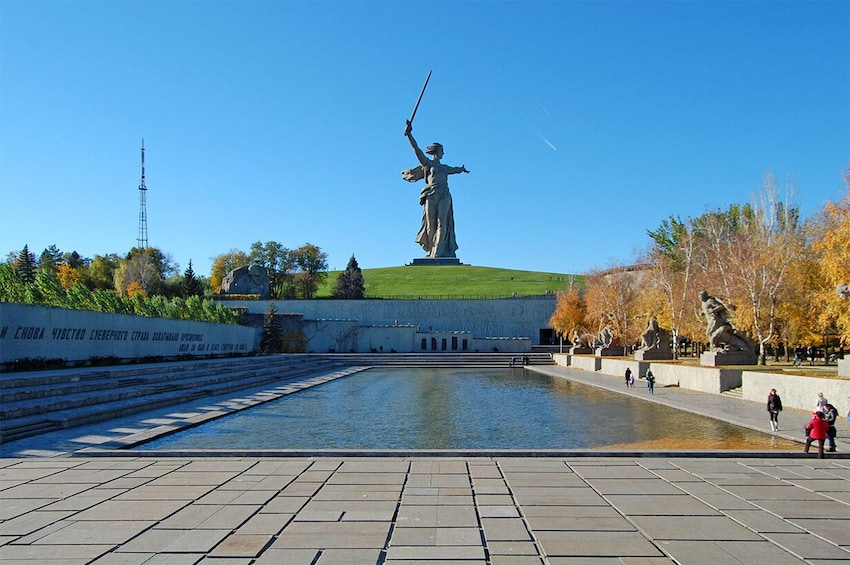 Show item 1 of 10. Private Tour: Llines of Defence of 64th Army in Stalingrad