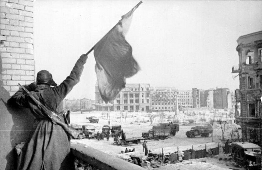 Show item 10 of 10. Private Tour: Llines of Defence of 64th Army in Stalingrad