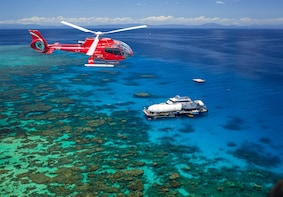 Cruise and Fly Outer Reef Experience