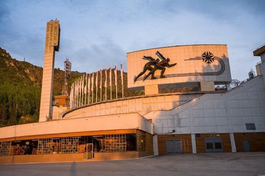 Day Trip to Medeu Ice Skating Rink and Shymbulak Ski Resort