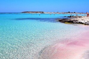 Day Trip to Elafonisi Island From Rethymno