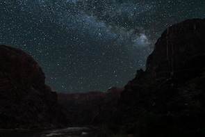 Star Gazing Grand Canyon Bottom & Route 66 Experience