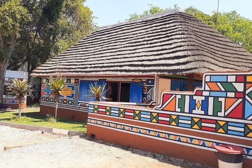 Show item 2 of 6. Lesedi cultural village tours