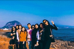Jeju Island Taxi Tour - West Day Tour