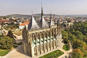 Kutna Hora UNESCO Round Trip from Prague with Guide