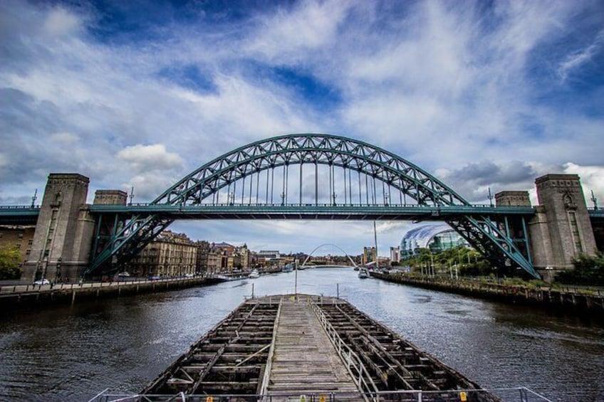 Newcastle Quayside Tour - One Hour Tour