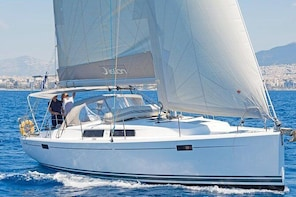 3,5 Hour Trip on Luxus Sailing Boat from Maspalomas