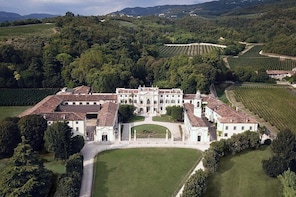 Wine Tasting Experience and Guided Tour at Villa Mosconi Bertani in Verona