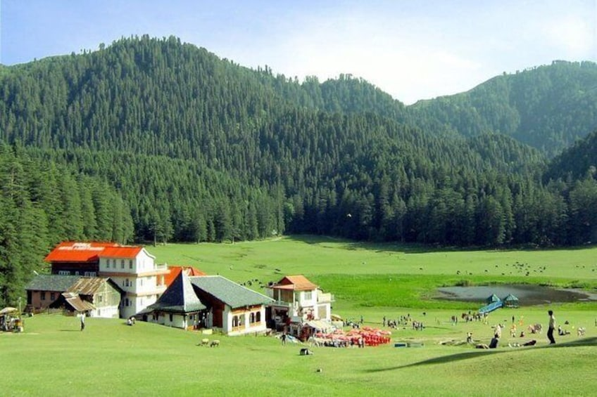 Nature and Village Hike in Dharamshala