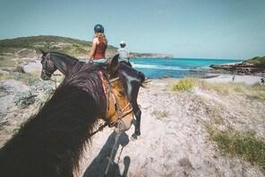 Horseback Riding in Menorca, Spain
