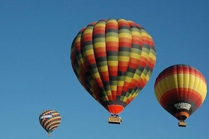 Hot Air Balloon Flight from Tiverton