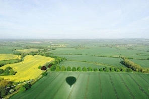 Hot Air Balloon Flight from Cornwall