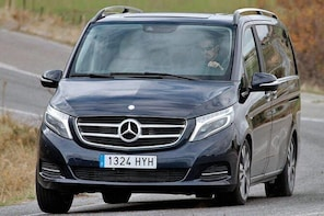 Private transfer from Linz to Prague