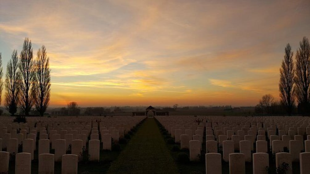 Show item 4 of 7. Tyne Cot