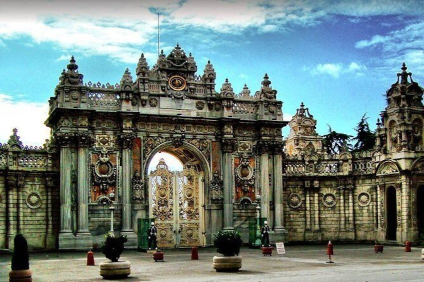 Show item 2 of 2. Dolmabahce palace