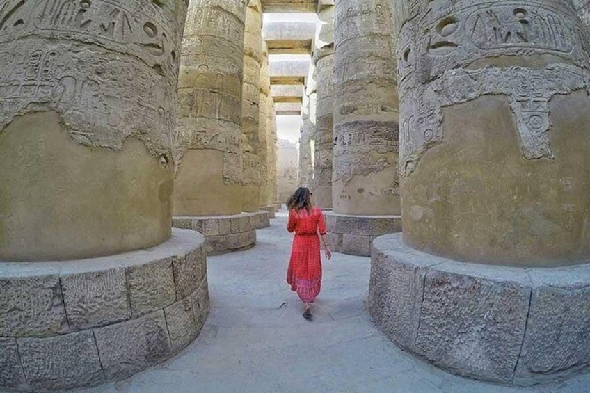 Show item 3 of 6. 2-Day Small-Group Tour of Luxor from Hurghada with Hotel