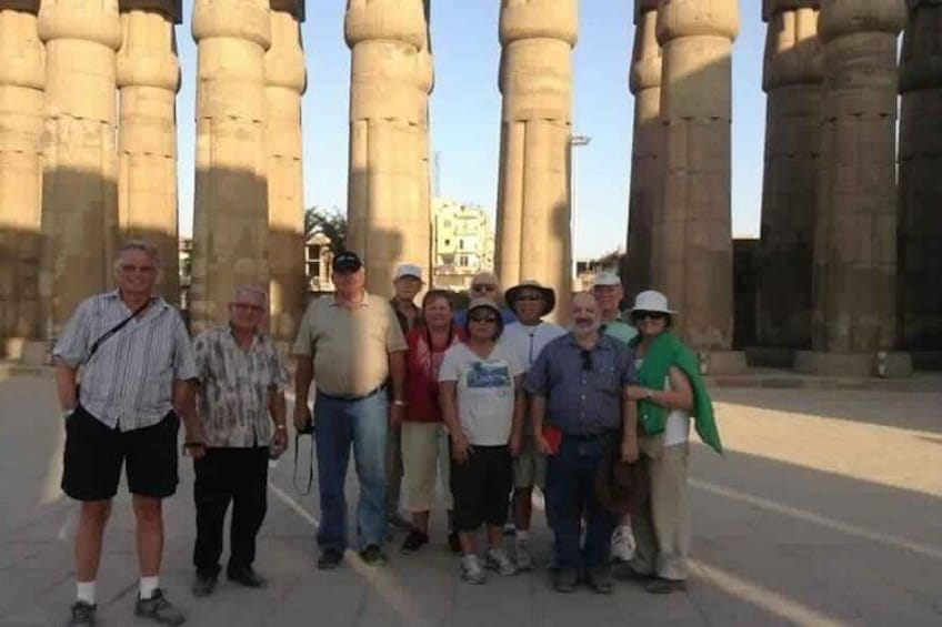Show item 1 of 6. 2-Day Small-Group Tour of Luxor from Hurghada with Hotel