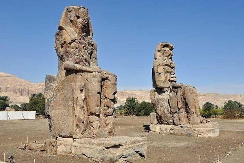 Show item 5 of 6. 2-Day Small-Group Tour of Luxor from Hurghada with Hotel