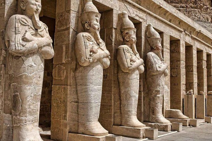 Show item 2 of 6. 2-Day Small-Group Tour of Luxor from Hurghada with Hotel