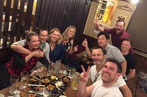 Japanese Food tour in Nagoya