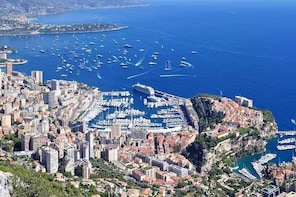 French Riviera Best of Famous Cities & Villages Small Group Day Trip from N...