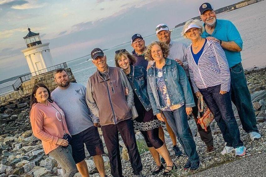 Portland, Maine Lighthouse Tour -2 hour Land Tour
