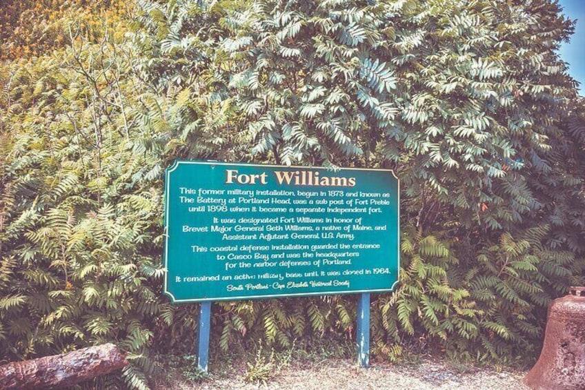 Explore Fort Williams Park