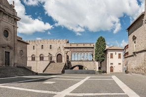 Secrets of Viterbo: Explore this medieval hilltop town on a walking audio t...