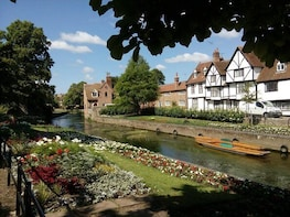 Pilgrims and Pit Stops: A Canterbury Trail Walking Audio Tour by VoiceMap