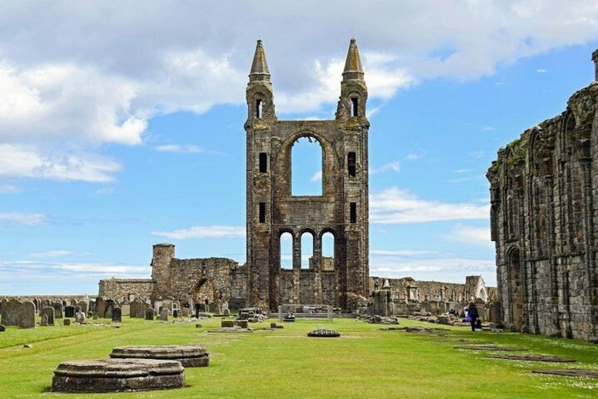 Show item 3 of 7. St Andrews Cathedral