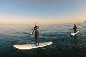 Stand-up paddle boarding. Mannin Bay. Guided. 21⁄2 hours.