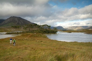 Electric biking on scenic Wild Atlantic Way from Clifden. Self-guided. Full...