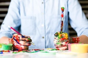 Learn how to Paint a Masterpiece!