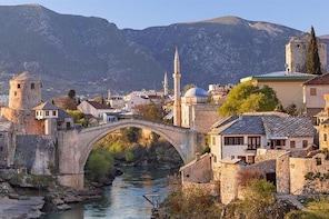 Mostar - City of Bridges and Light Tour