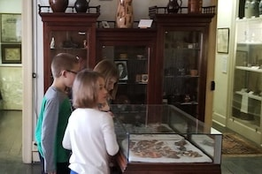 Self-Guided Museum Tour