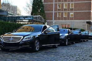 Airport transfer from Casablanca airport to Marrakech