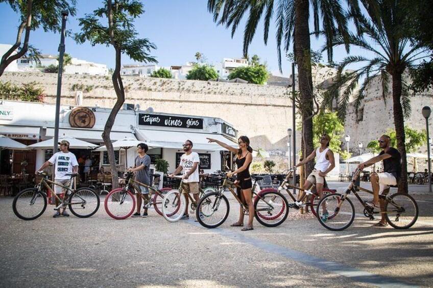 Bamboo Bike Private Tour